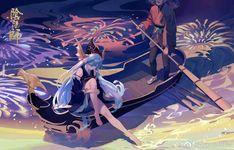 Girl In Water, Fan Art, Manga, Drawings, Illustration, Pretty, Anime, Albums, Twitter