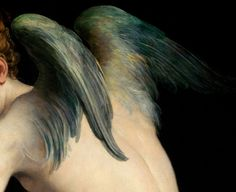 MAZZOLA, Francesco (Parmigianino) (1503-1540)  Bow-carving Amor, detail 1534-1535 Oil on Wood, 1,355 x 650 mm Kunsthistorisches Museum