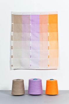 Index Collection La recherche de couleurs est souvent le point de départ de tout projet de design textile. Raw Color, un studio de design basé à Eindhoven, a décidé de mettre ce processus au centre…