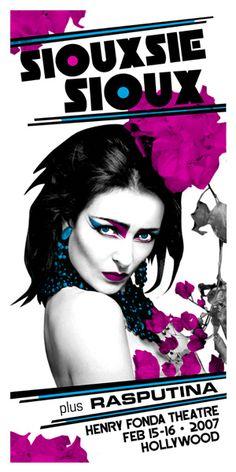 At. Vox Pop, Siouxsie Sioux