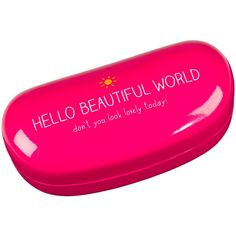 6077f7bc6869 Buy Happy Jackson Beautiful Glasses Case from our Glasses Cases range at John  Lewis & Partners.