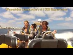 Excursion Tickets - Waverider Lanzarote