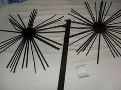How to make a chimney sweep prop