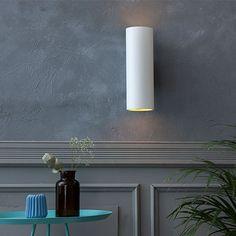 Siga Z Wall Lamp - White | Corda Projekt