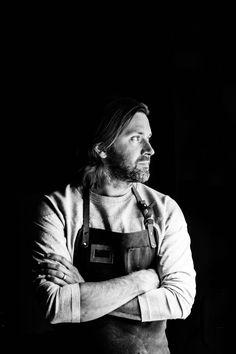 Niklas Ekstedt by Issy Croker