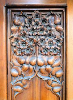 Art Nouveau Architecture | Art Nouveau Architecture & Detalhes / Casa Lleó i Morera ...