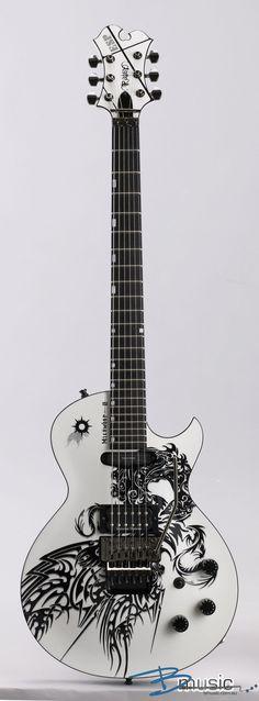 ESP Micawber/D'espairsRay Karyu Signature Model Electric Guitar #electricguitar