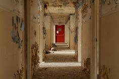 Inside Old Abandoned Mansions | The Bayley Seton Hospital Nurses' Residence | AbandonedNYC