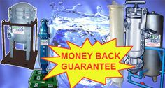 World Class Quality Centralized Water Filtration System