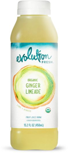 Organic Ginger Limeade - We combine the divine tartness of squeezed ...