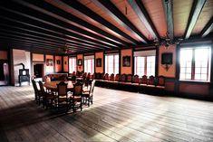 Den høygrevelige residens, Larvik Den, Conference Room, Table, Furniture, Home Decor, Decoration Home, Room Decor, Tables, Home Furnishings