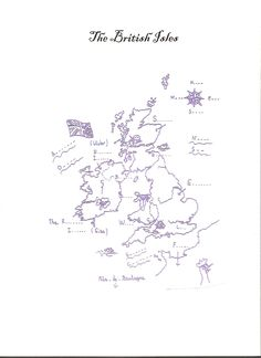 Venn like diagram mapping the islands and countries of the british the british isles worksheet google search ccuart Gallery