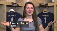 GW Volleyball: Why Do You Love GW?