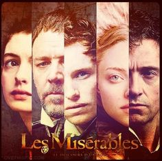 Les Miserables...MAKES IT ONTO MY LIST OF FAVORITE MOVIES EVER! But get the tissues ready.