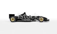 Car F1 Royalty Free Stock Photo