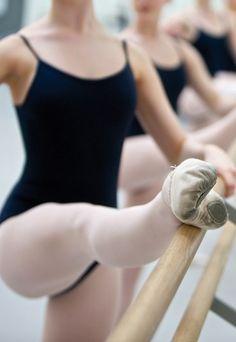 Pendant un cours de danse classique adulte  - déroulement d'un cours de danse classique pour adulte