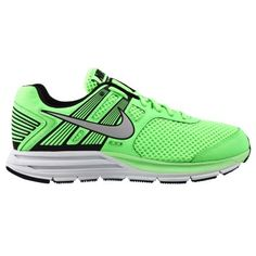 wholesale dealer a3e42 4b231 The Nike Zoom Structure+ 16 Men s Running Shoe, in Green and Black delivers  the ultimate in stability and cushioning and helps reduce excessive  pronation ...
