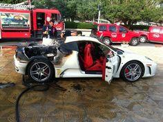 Hot Ferrari