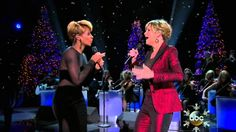 "Mary J. Blige and Jennifer Nettles - ""Do You Hear What I Hear"" (Live)"
