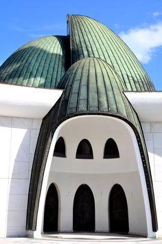 Zagreb Mosque - Zagreb, Croatia