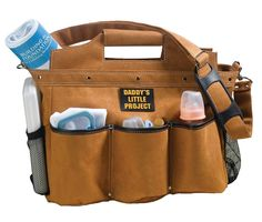 Daddy's Little Project Tool Bag Diaper Bag