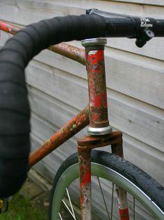 Bob Jackson Vigorelli Rat Bike photo