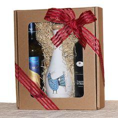 Lanaittu, confezione regalo con prodotti tipici sardi.