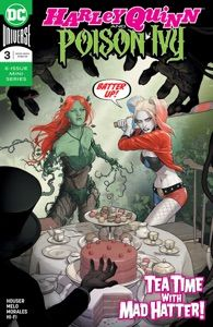 Harley Quinn & Poison Ivy (2019-2020) #3 by Jody Houser & Adriana Melo - Digitall Media Free Comics, Dc Comics, Harley Quinn, Poison Ivy 3, Supergirl 2016, Stephen Thompson, Killer Frost, Free Comic Books, Lex Luthor
