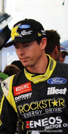 Tanner Foust, Las Vegas 2013    ☆ Pinned by www.Rallycross360...