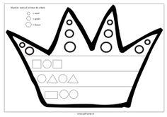Maak de kroon af