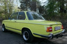 1973 BMW 2002Tii - Silverstone Auctions