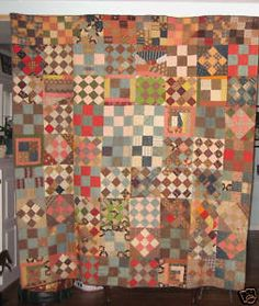 Beautiful quilt, Four Eagles patterned on a Cheddar background. Old Quilts, Amish Quilts, Antique Quilts, Scrappy Quilts, Vintage Quilts, Primitive Quilts, Civil War Quilts, Sampler Quilts, Traditional Quilts