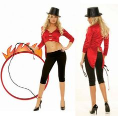 Lion Tamer Women s Adult Sexy Costume with Whip and Hat (size Large)  Carnaval bb385e5ef068