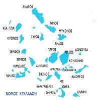 Όλα τα νησιά της Ελλάδας ανά κατηγορίες