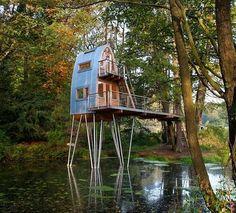 207 Beğenme, 3 Yorum   Instagramu0027da Tree Houses (@tree.houses