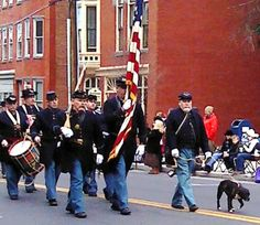 gettysburg memorial day parade route 2015
