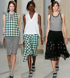 Creatures of the Wind Spring 2015 RTW at #NYFW