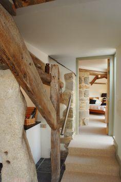 Luxury Cornish Cottage, Luxury Cornish Holiday Cottage, The Log Store, north Cornwall