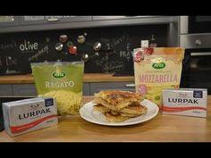 Η τυρόπιτα είναι από τα αγαπημένα εδέσματα για όλους μας και το Athensmagazine.gr σας παρουσιάζει μια υπέροχη συνταγή με γιαούρτι και φέτα. Easy Cooking, Mozzarella, Feta, French Toast, Food And Drink, Chicken, Breakfast, Morning Coffee, Easy Recipes