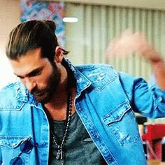 The perfect Canem Sanem CanYaman Animated GIF for your conversation. Discover and Share the best GIFs on Tenor. Turkish Men, Turkish Actors, Hades And Persephone, Black Love Art, How To Look Handsome, Romantic Songs, Film Aesthetic, Men Looks, Girl Face