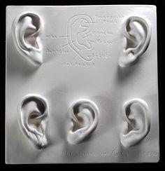 Phillipe Faraut - Ear plate