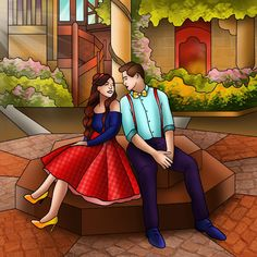 My First Date, New Puzzle, Coloring Apps, Snow White, Disney Characters, Fictional Characters, Disney Princess, Pictures, Photos