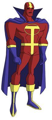 Tornado Vermelho - Galeria de Personagens de Desenhos Animados - GPDesenhos.com.br