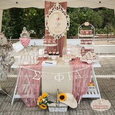 Cinderella Decorations, Christening Decorations, Party Decoration, Table Decorations, Baby Shawer, Sarah Kay, Candy Table, Event Decor, Floral