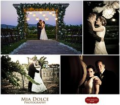 Ponte Winery Wedding. good lord. im gonna start saving now. because i want my big day here fo sho!