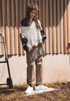 hot tuna: lara carter by mitchell mclennan for oyster! | visual optimism; fashion editorials, shows, campaigns & more!