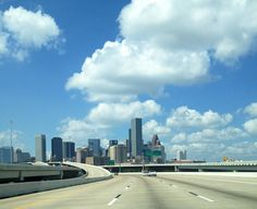 Houston skyline :)