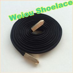 Source Weiou 2015 New Air Yeezy 2 Shoelaces Polyester Shoe Laces with Gold  Screw Metal Yeezy