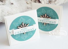 Stampin 'Cards and Memories: Flurry of Wishes # 1