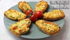 Kahvaltılık Ekmek Dilimleri Tarifi   Yemek Tarifleri Sitesi - Oktay Usta - Harika ve Nefis Yemek Tarifleri